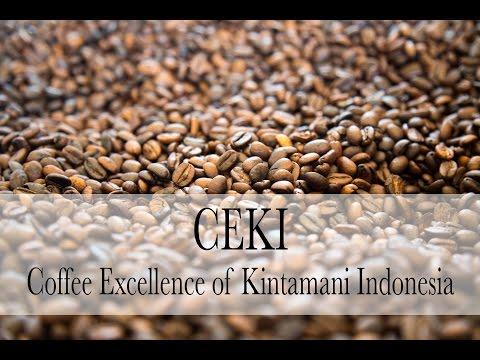 CEKI - Coffee Excellence of Kintamani Indonesia - Bali