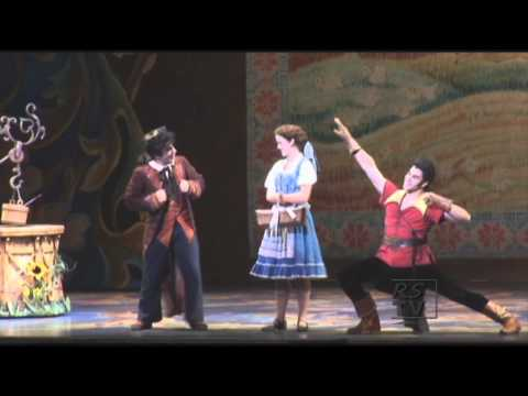 Real Scene TV: Beauty and the Beast Broadway Across America