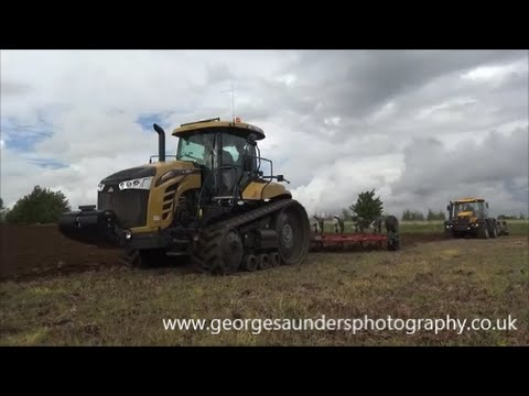 Challenger 775E on demo