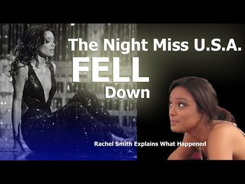 Clarksville, TN - Rachel Smith, Miss U.S.A. - talks about Miss ...