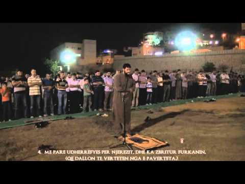 Namazi ne Palestine Imitim i Mahir al Muaiqly