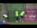 Messi y Luis Suarez lloran de risa con las bromas de Neymar - New 1018