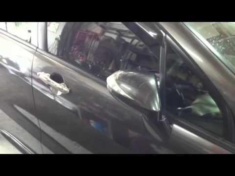 sggarage auto fold mirror module