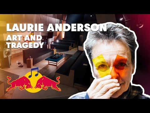 Laurie Anderson (RBMA 2015 Paris Lecture)