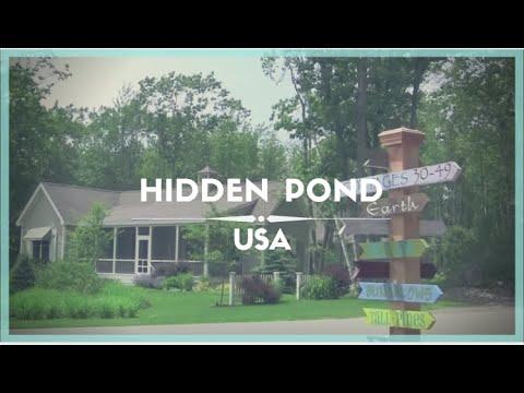 Celestielle #61 - Hidden Pond - Kennebunkport, Maine, USA