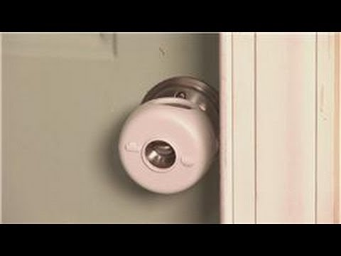 Home Safety Tips How To Install Safety Door Knob Covers