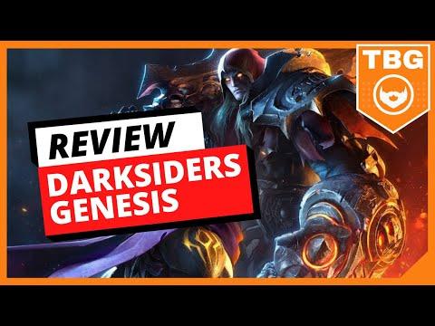 Darksiders Genesis | Review | THQ