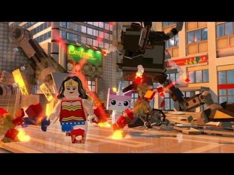 The Lego Movie Videogame - Come Trovare il Jet Invisibile ...