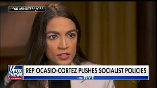 'Her Time to Be Popular Is Over': 'The Five' Take on Ocasio-Cortez's Policy Proposals