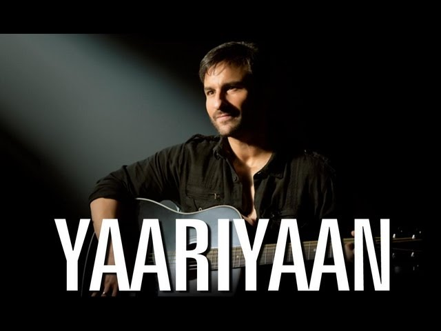 Yaariyaan - Full Song with Lyrics - Cocktail Travel Video