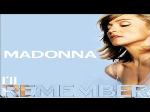 Madonna I'll Remember (Extended Ritt1 Mix)