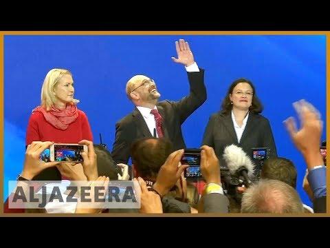 🇩🇪 Will Germany's Social Democratic Party back a coalition?   Al Jazeera English