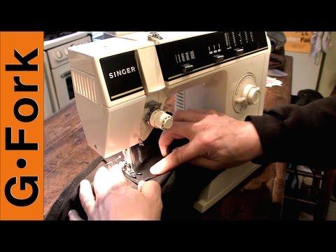 Basic Sewing Machine Pants Repair - GardenFork