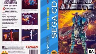 Robo Aleste (Sega CD Music Soundtrack)