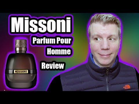 MISSONI PARFUM POUR HOMME | FRAGRANCE REVIEW!