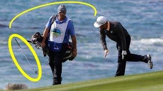 CRAZY Golf Moments (Part 1)(PGA)