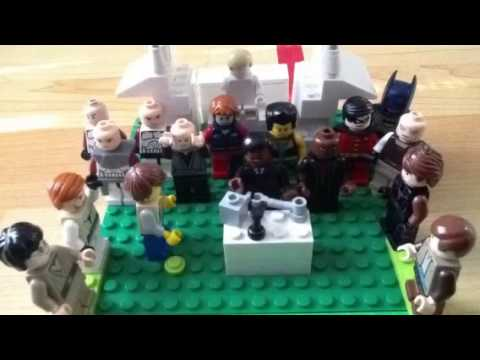 Believe, Dream, Inspire - Lego MLK Jr. - YouTube