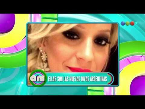 Maggie Bravi y Noelia Marzol, las nuevas divas argentinas - AM