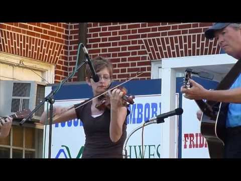 Fiddling - Marcia Denton - Randall Franks Trophy - 1890s Day  Jamboree 2013