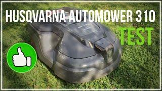 ► Test, Erfahrungsbericht und Reinigung: Husqvarna Automower 310