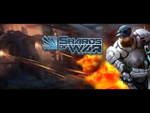 видео: Обзор/Смотр игры shards of war. striker гайд