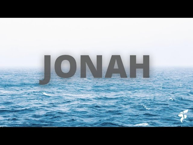 Jonah - When you are in a dark place (10/10/21) - Ps. Steve Roggero