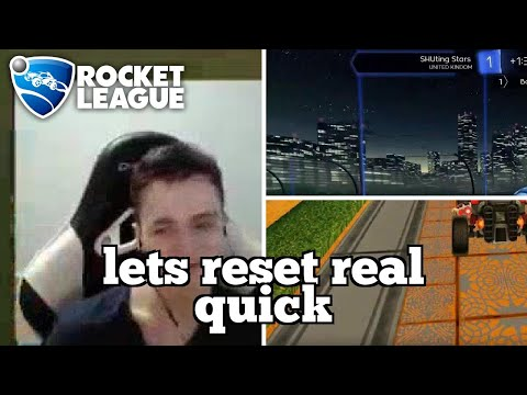 Daily Rocket League Highlights: lets reset real quick thumbnail