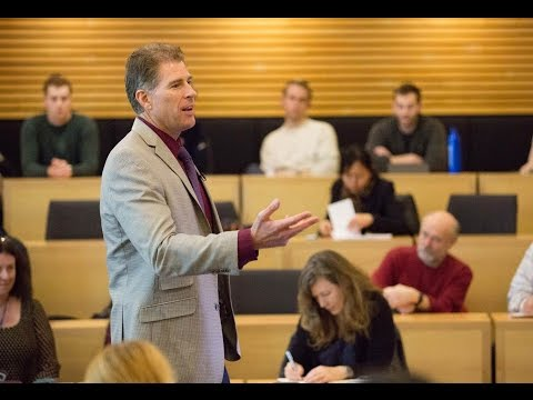 Dr Paul J. Zak: How to succeed in high-performance, high-trust organisations