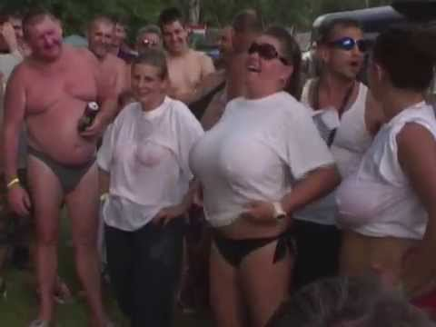 Wet t-shirt contest - the only time it's ok with t-shirts without print from YouTube · Duration:  7 minutes 15 seconds