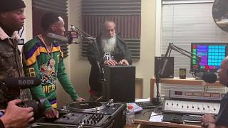 TIG Artist Rubberband O.G. & Posa Live Interview at 97 9 JAMZ (New Album & Listening Party)