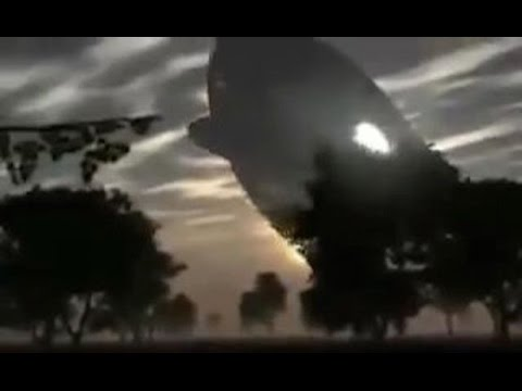 Enormous UFO Captured On Film In Remote Malaysian Village