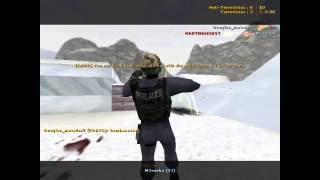 Counter Strike 1.6 Jugando al GunGame Mod