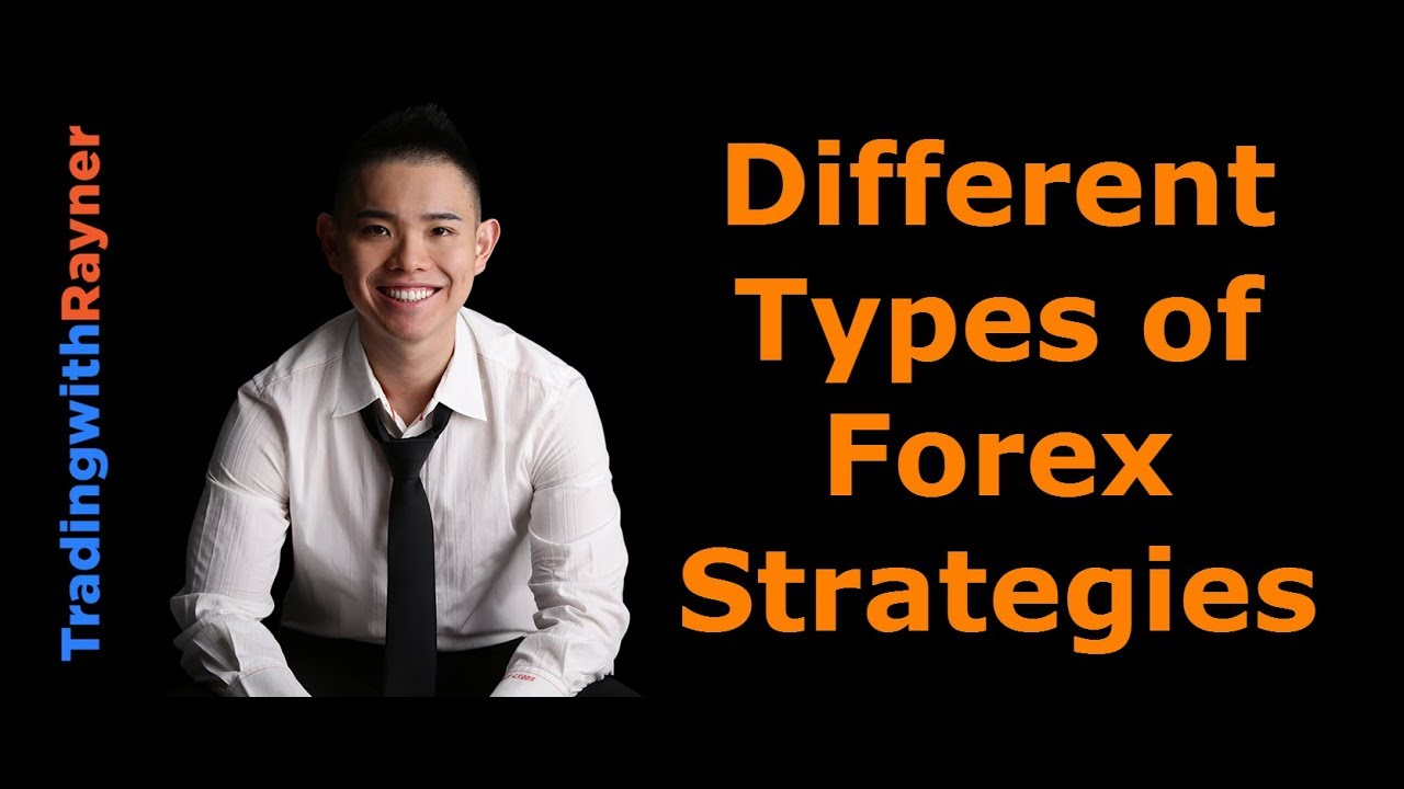Different forex trading strategies