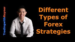 Forex Trading for Beginners #10: The Different Types of Forex Trading Strategies by Rayner Teo