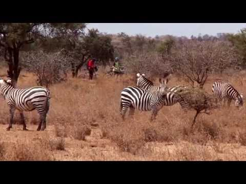 """Club Fred"" MTB-trail from Nairobi through Massai-Desert and around the Kilimanscharo"