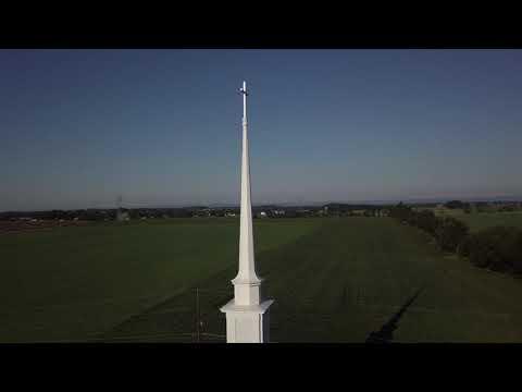 Littlestown PA Drone Video 4k