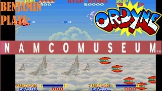 Let's Play: Namco Museum (PlayStation): Ordyne
