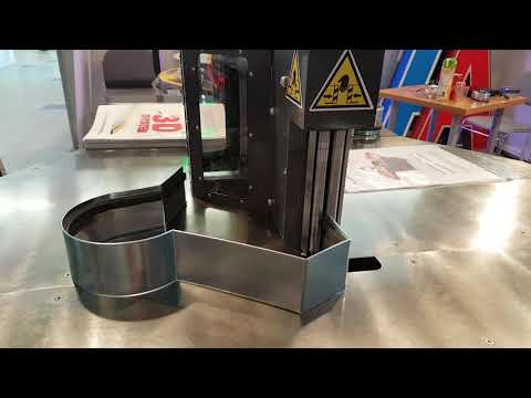 Automatic channel Letter Bender machine  made in Poland by 3D System