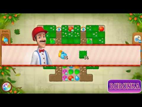GardenScapes level 5469