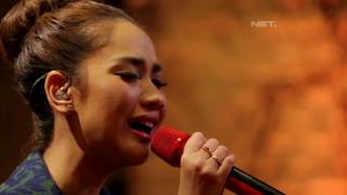 bunga citra lestari saat kau pergi live at music everywhere
