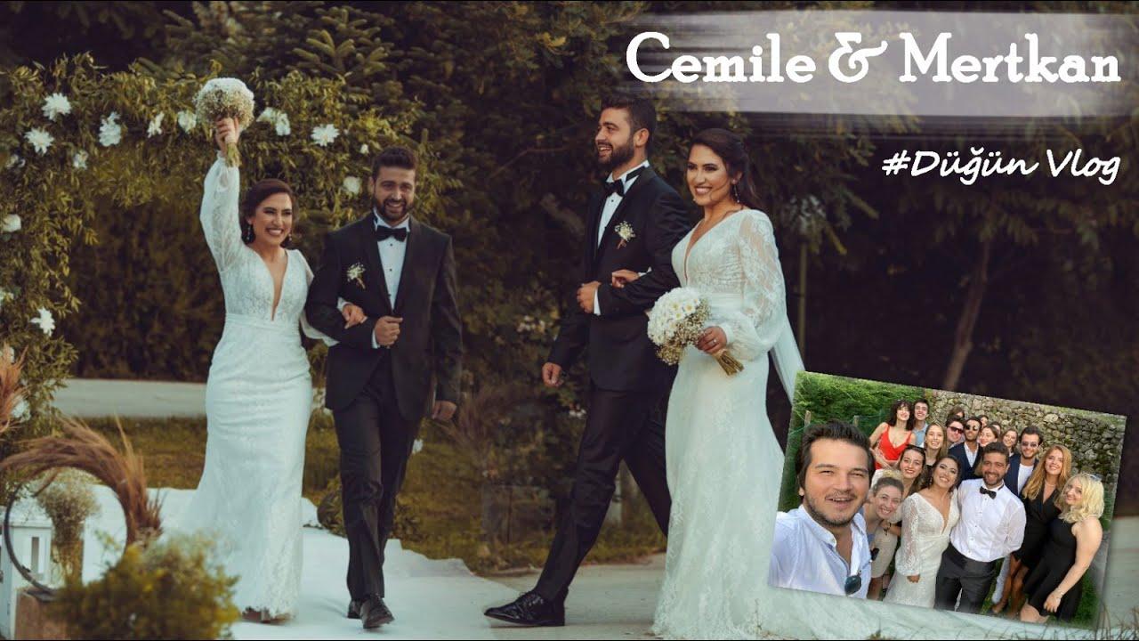 Cemile Canyurt ve Mertkan Kaya Düğün #Vlog (İLGİNÇ ADETLER İÇERİR!)
