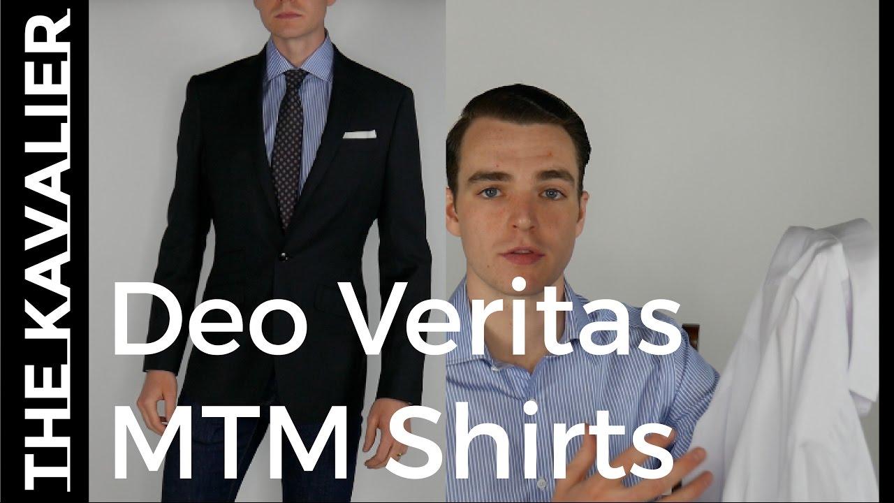 Fast MTM Shirts - Deo Veritas Review