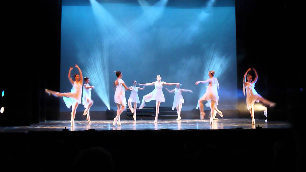 A THOUSAND YEARS - CONTEMPORARY BALLET CHOREOGRAPHY - DANCING THROUGH TIME  2015