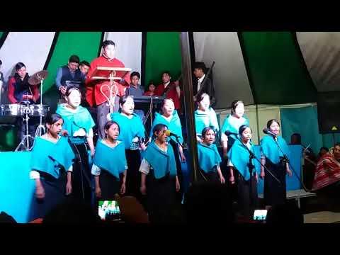 Ministerio de Alabanza Cantares de los Salmos