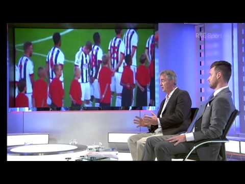 Richardson and Cawley on James McClean   Soccer Republic
