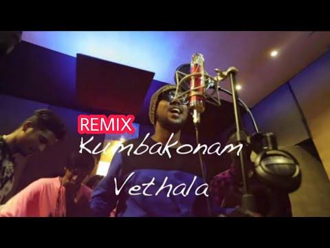 Kumbakonam Vethalai Song  Gana Song Remix  Kumbakona Vethala Remix  Tamil Song Remix