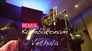 kumbakonam vethalai song | Gana Song Remix | Kumbakona Vethala Remix | Tamil Song Remix