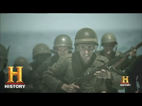 America the Story of Us: D-Day Invasion | History