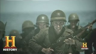America the Story of Us: D-Day Invasion | History screenshot 5