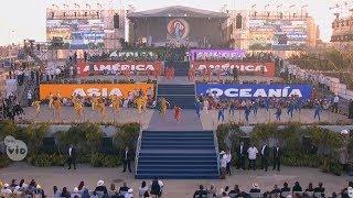 Emmanuel//Cerimônia de Acolhida ao Papa na JMJ PANAMÁ 2019 (24/01)